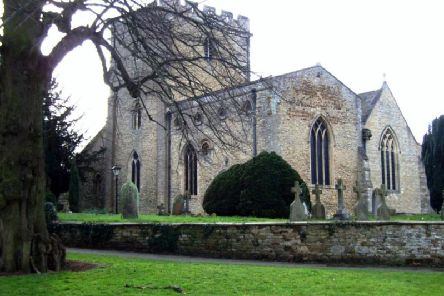 St Botolph's Church in Barton Seagrave