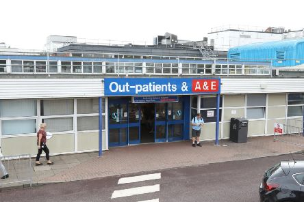 Kettering's A&E is under pressure