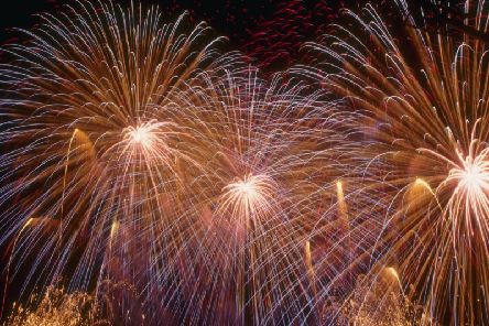 Firework displays and events 2019 across Northants