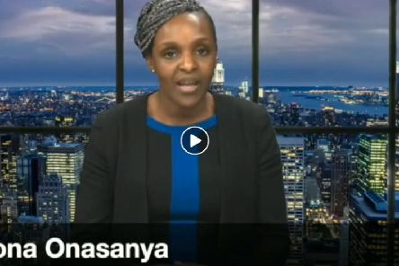 Fiona Onasanya MP has spoken for the first time since her conviction