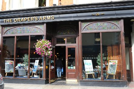 Tthe Draper's Arms, Cowgate, Peterborough
