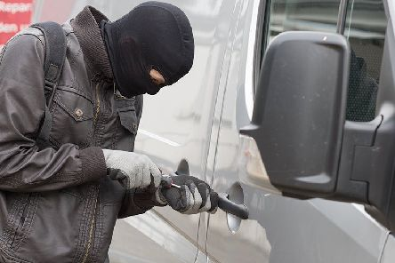 Van thefts are being tackled in a two-week operation