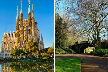 Peterborough is currently basking in bright sunshine and warmer temperatures, with this week set to see the mercury rise to temperatures hotter than those in Barcelona.