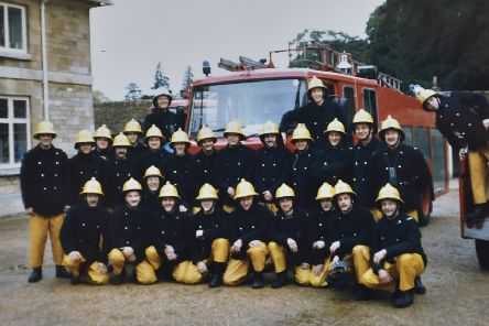 Peterborough Volunteer Fire Service  copy pix EMN-190515-012215009