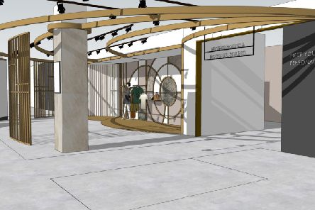 How the style studio could look