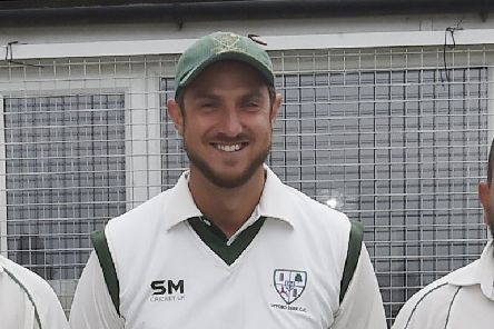 Andy Larkin cracked 110 for Ufford Park against Huntingdon.
