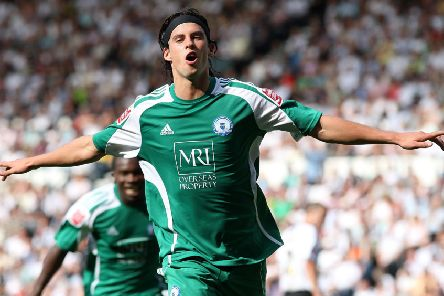 George Boyd wants to enjoy more Posh celebrations.