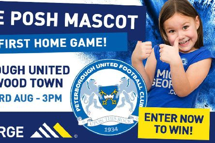 Win the chance to be a Posh mascot.