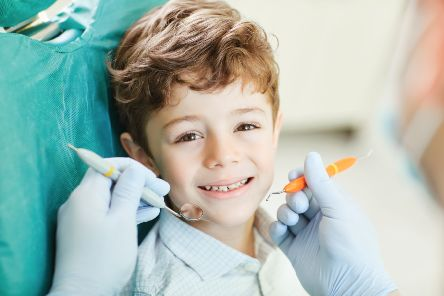 Peterborough only has two dentist practices currently registering patients