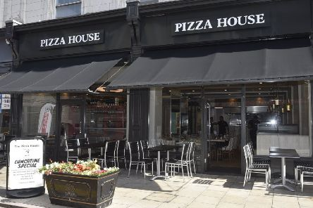 Rinaldo Fasulo re-opens the Pizza House in Cowgate EMN-190722-120932009