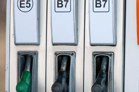 All petrol pumps now display new symbols (Photo: Shutterstock)