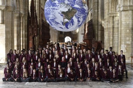 The King's School speechday 2019 at Peterborough Cathedral. EMN-190913-173853009