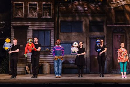 Avenue Q is at Peterborough New Theatre from September 24-28