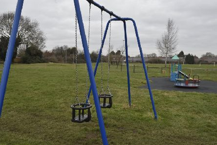 The attack happened near this park