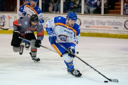 Nathan Pollard was man-of-the-match for Phantoms in Hull.