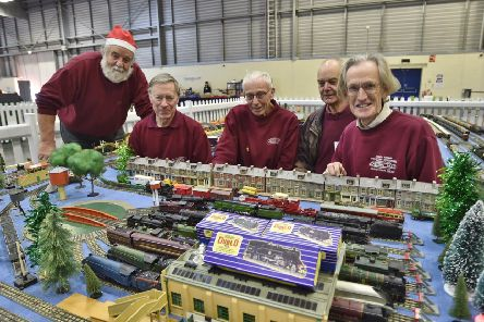 National Festival of Railway Modelling at the East of England Arena returns this weekend.