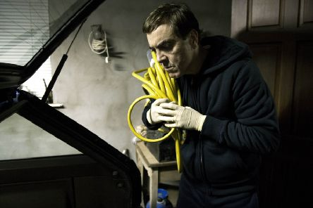 Colin Howell [James Nesbitt] in ITV's The Secret