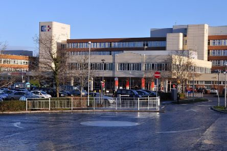 Craigavon Area Hospital. INLM02-110gc