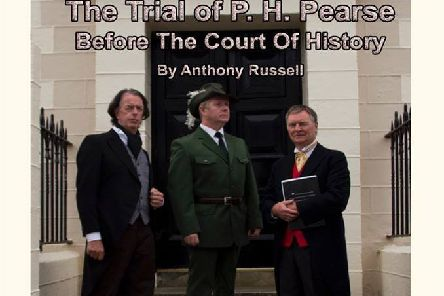Play about the Trial of PH Pearse before the Court of History