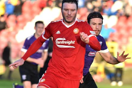 Kevin Braniff is leaving Portadown