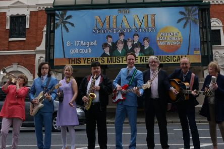 Jones and Lynch bring 'The Miami' back to life