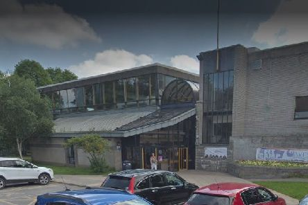 Waves Leisure Centre  Photo by Google