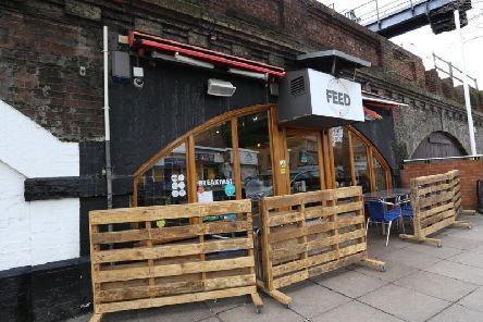 Feed Cafe, The Hard