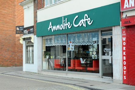 11/10/15''Ammolite Cafe in Charlotte Street, Portsmouth''Picture: Paul Jacobs (151672-7) PPP-151110-183440006
