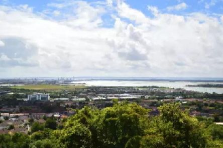 Burn off some energy by going for a walk at Portsdown Hill