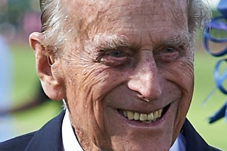 Clive things Prince Philip would make a great Brexit negotiator