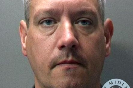 Lee Bartram was sacked by West Midlands Police last September at a special case hearing after more than 450 images were found on electronic devices seized from his home. Picture: West Midlands Police/PA Wire