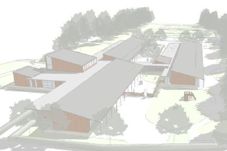 Plans approved for school to serve Whiteley. Hampshire County Council