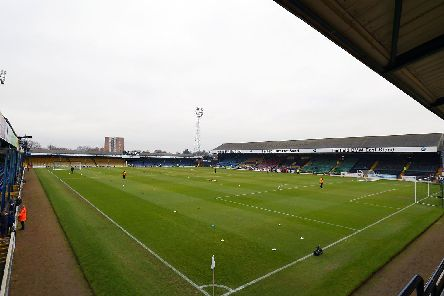 Roots Hall.