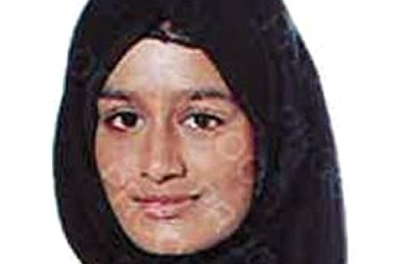 Shamima Begum ran away to join the so-called Islamic State in Syria as a 15-year-old. Picture: Metropolitan Police/PA Wire