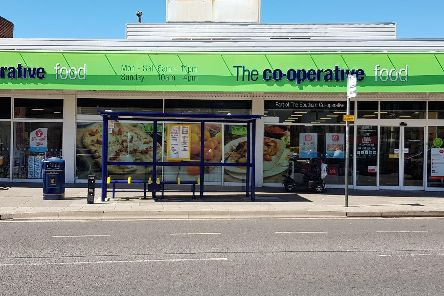 The Co-op in Portsmouth's Eastney Road