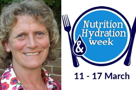 Nutrionist Debbie Sutton