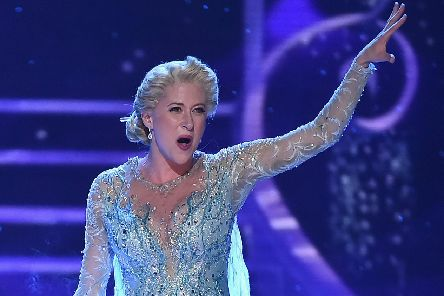 Frozen the musical will be at London's West End later this year.