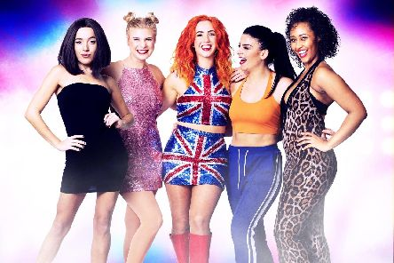 Wannabe: The Spice Girls Show is at The Kings Theatre, Southsea on Sunday.