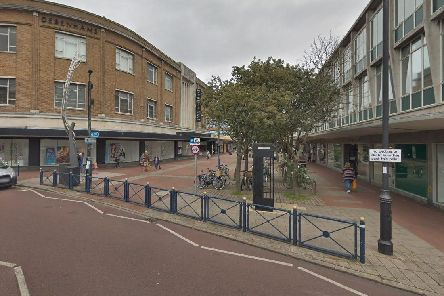 Palmerston Road, Southsea. Picture by Google Maps.