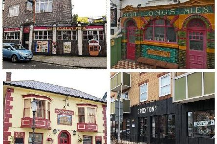 Origin of pub names