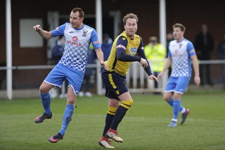 Moneyfields are facing crunch time in their play-off push. Picture: Ian Hargreaves  (120119-13)