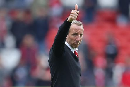 Charlton boss Lee Bowyer. Picture by Steve Bardens/Getty Images