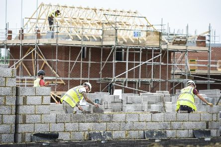 Plans for new homes have been halted across the area after a new environmental directive