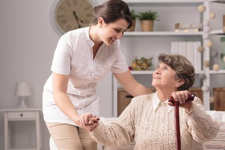 Lotte says elderly people deserve care and respect