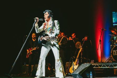 One Night of Elvis will be at the Kings Theatre, Southsea.