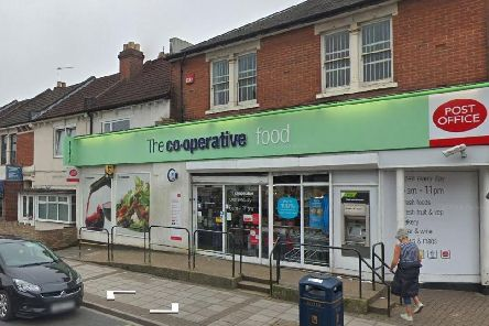 The Co-op in Tangier Road, Portsmouth. Picture by Google Maps.