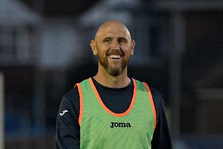 Lee Molyneaux has added Charlie Kennedy to his Gosport Borough squad. Picture: Neil Marshall (180704-139)