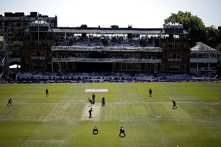 General view of play during the 2018 Royal London One Day Cup Final at Lord's between Hampshire and Kent