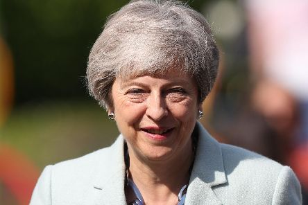 Prime minister Theresa May. Picture: Jonathan Brady/PA Wire