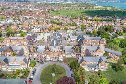 St James' Hospital in Milton, Portsmouth. Picture: Paul Porter